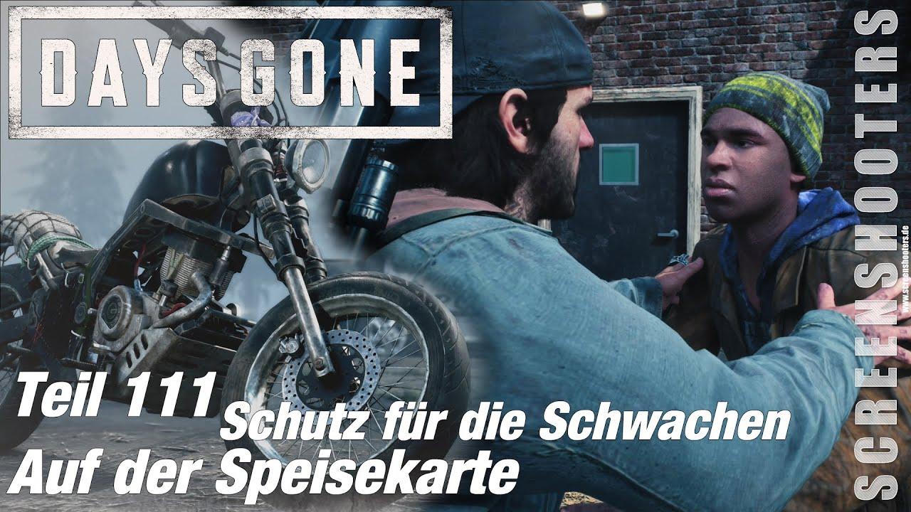 Gone Auf Deutsch