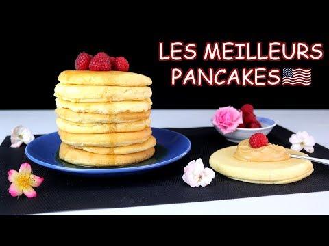 les-meilleurs-pancakes-american-!-(recette-rapide-et-facile)