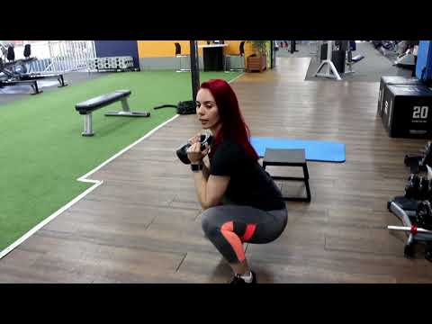 Fitness Forum Training Tips (Booty and Thighs)