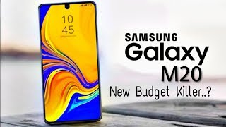 galaxy M30 first look