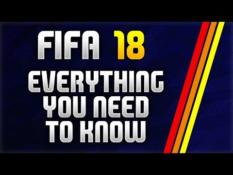 FIFA 18 NEWS, FIFA 18 NEW FEATURES - New Substitution System, New Licensed League, New Animations!