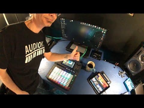 [LIVESTREAM] Working on the Dub Techno track (Minimal Talking)