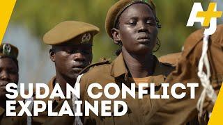 Sudan's History Of Civil Wars & Conflict [sudan In 360, Part 1]