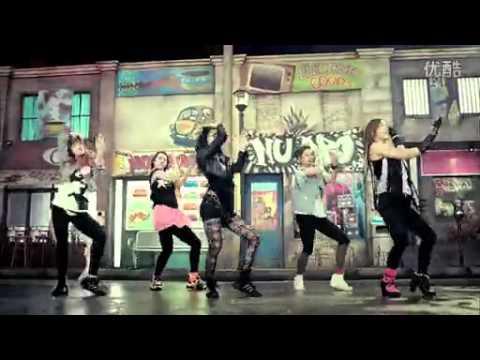 小苹果mv韩国美女版_小苹果舞蹈 韩国舞团mv混合版 - YouTube
