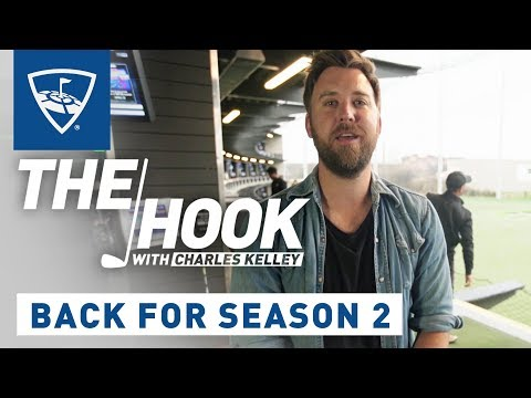 The Hook with Charles Kelley | Back for Season 2 | Topgolf