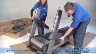 Assembly 24917 Nordictrack Commercial 1750 Treadmill