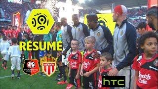 Stade Rennais FC - AS Monaco (2-3)  - Résumé - (SRFC - ASM) / 2016-17