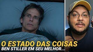 O ESTADO DAS COISAS, com Ben Stiller (2017) | Crítica
