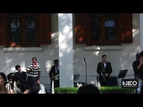Neo Music Production - French Jazz Singer Wedding Jazz Band Live Music Hong Kong