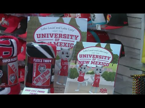 UNM Promoting Book Written By Former Athletic Director Paul Krebs