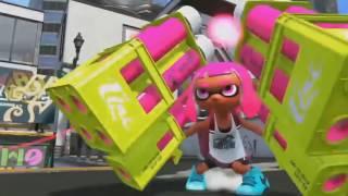 【Nintendo Switch 】スプラトゥーン2
