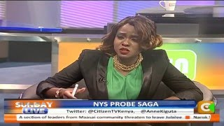 Sunday live discussion on NYS Probe Saga