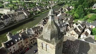 AUBRAC AVEYRON Transhumance 2018 - Drone Aveyron Services -