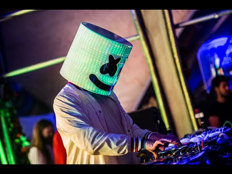 Tomorrowland Belgium   Marshmello Surprise