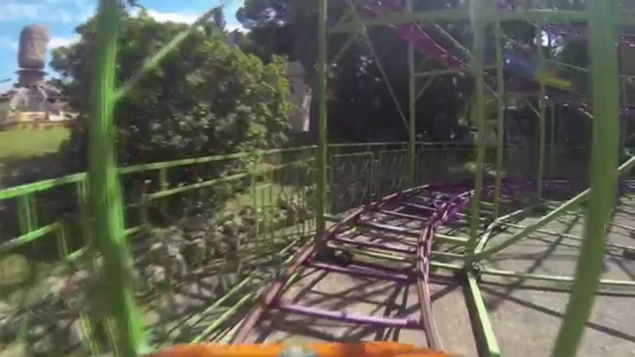 Onride moncayo parque de atracciones de zaragoza 2014 - Parque atracciones zaragoza ...