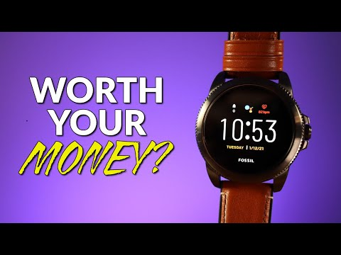Fossil Gen 5E Review | Worth Your Money?