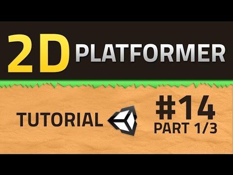 14  2D Platformer - ENEMY AI 1/3 - Unity Tutorial