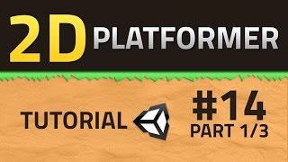 14. 2D Platformer - FEIND AI 1/3 - Unity-Tutorial