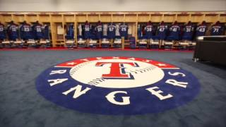 The texas rangers expanded their clubhouse in surprise, arizona with much larger weight room, new dining facilities, state of art hydro therapy room and ...