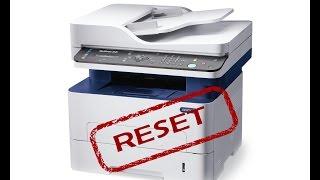 reset / resoftare Xerox WorkCentre 3025 3215 3225 3315 3325 BI NI DN DNI