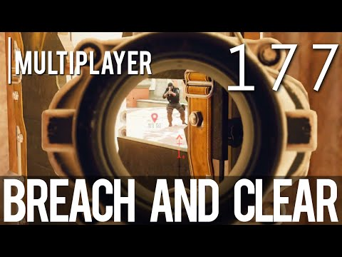 [177] Breach and Clear (Let's Play Tom Clancy's Rainbow Six: Siege PC w/ GaLm)