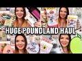 Huge Poundland Haul | January 2019 | Kate McCabe