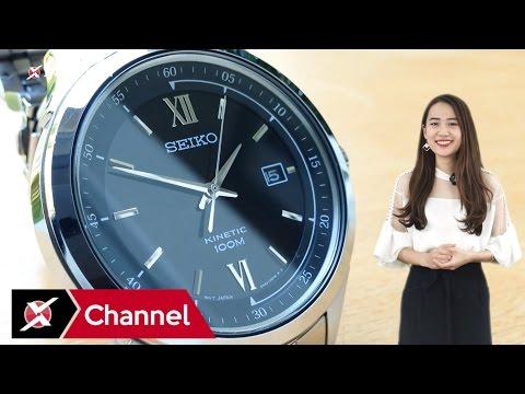 Top 4 đồng hồ Seiko Kinetic 100m đáng mua nhất