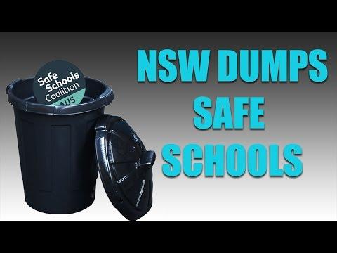 NSW Dumps Safe Schools