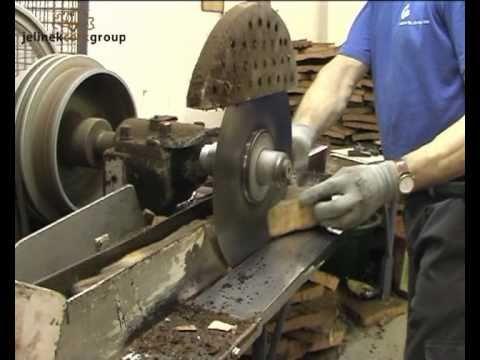 Výroba korkových zátok