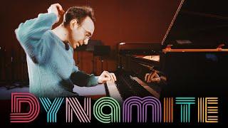 DYNAMITE by BTS (Advanced Piano Cover) | Costantino Carrara видео