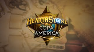 MAZOS DE LOS 16 FINALISTAS DE LA COPA AMERICA || HEARTHSTONE || 2018 ||