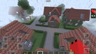 Minecraft map showcase/orașul apocaliptic [ep #6]