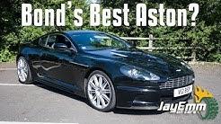 I Drive My Dream Car! The Aston Martin DBS