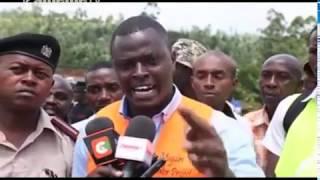 Ambunge amwe kwiyumiria kunyita mbaru riendikithia ria ngavana Mwangi wa Iria hari maai