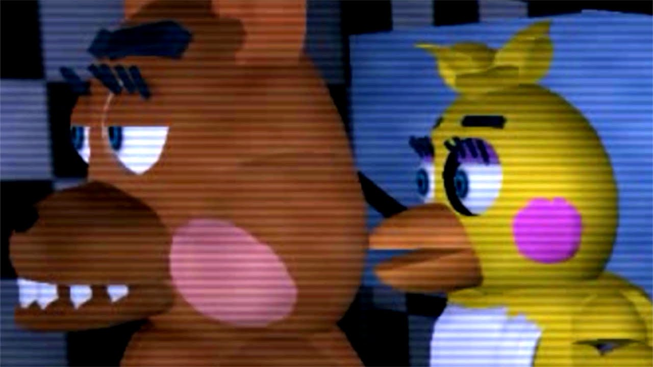 Download Five Nights at Freddy's 2: Night Shift (ROBLOX)