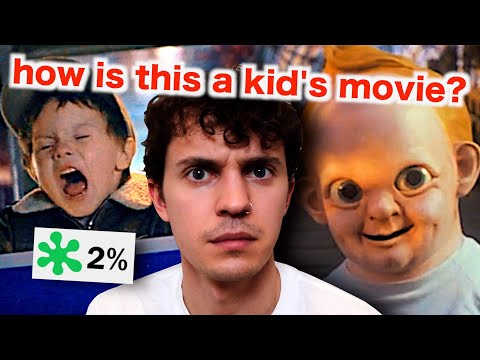 Baby Geniuses: A Horror Film In Disguise