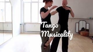 Tango Musicality Workshops
