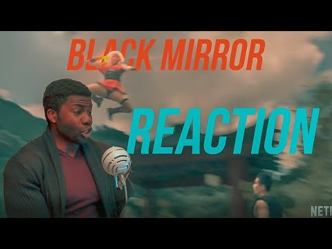 Black Mirror: Season 5 | Official Trailer | REACTION!!!