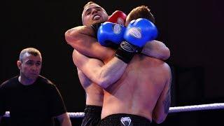 Aleksy Zienkiewicz (Fight Academy Ostro³êka) - Kamil Wojciechowski (Human Bia³ystok)