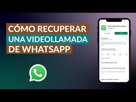 Cómo Recuperar una Videollamada de WhatsApp Fácilmente