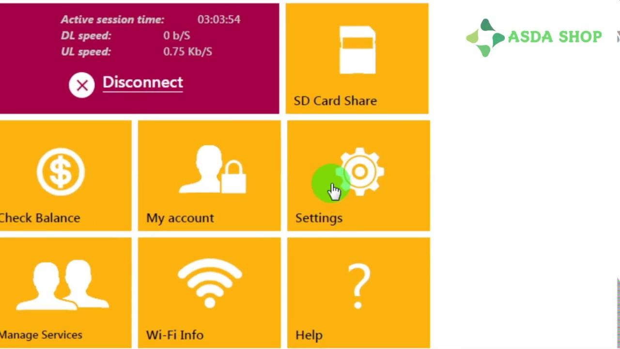 Tutorial Merubah Nama Wifi dan Password Modem Wifi Bolt ZTE Mf90 ...