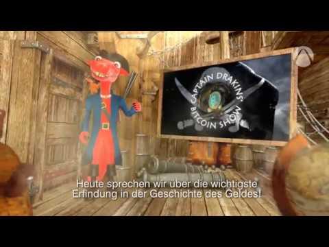 Official Avalon Life CAPTAIN DRAKINS' BITCOIN SHOW Blockchain (subtitle German)