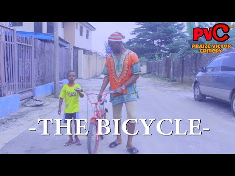 Video: Video (Skit): Praize Victor Comedy – The Bicycle