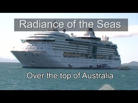 Radiance of the Seas - Sydney to Perth