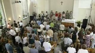 relacja TVP z nabożeństwa w kościele protestanckim