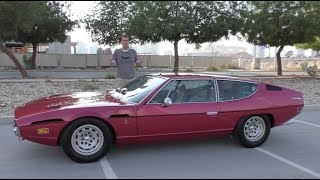 The Lamborghini Espada Is the Weirdest Lamborghini Ever Made thumbnail
