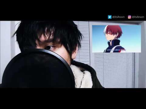 Boku No Hero Academia OP 2 - Peace Sign Cover 僕のヒーローアカデ ミア ピースサイン  歌ってみた