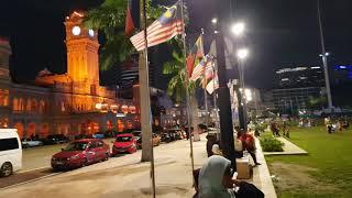 말레이시아 쿠알라룸푸르 메르데카 광장 / 쿠알라룸푸르 …