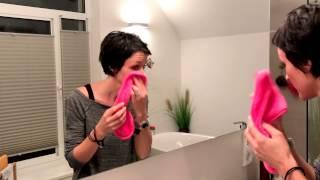 Abschminken nur mit Wasser?!  Ina testet den MakeUp Radierer