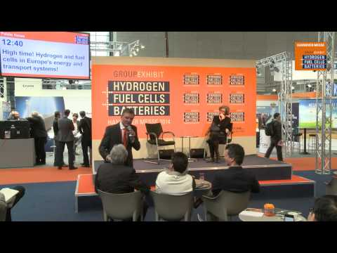 High time! Hydrogen and fuel cells in Europe's energy and transport systems!